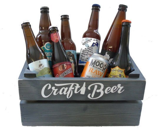 Craft beer monthly subscription box