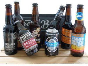 CraftiBeer beer selection