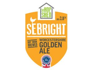 The Hop Shed Sebright Golden Ale