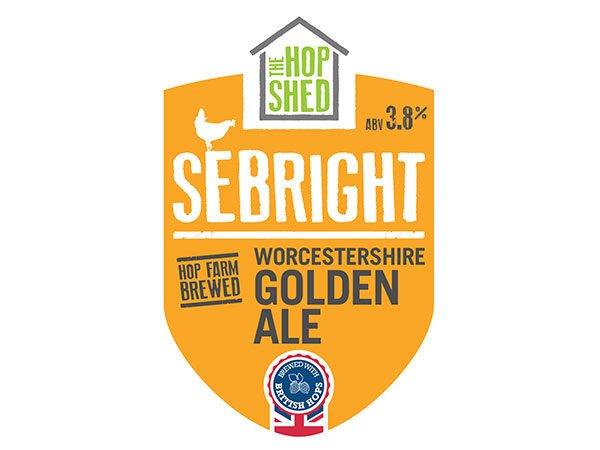 The Hop Shed Sebright Golden Ale