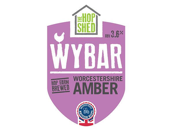 The Hop Shed Wybar Amber Ale