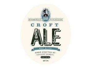 Pershore brewery Croft best bitter