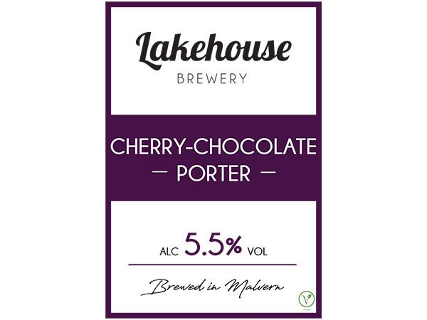 Lake House Brewery Cherry Chocolate Porter