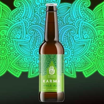 Nirvana Brewery Neon Karma