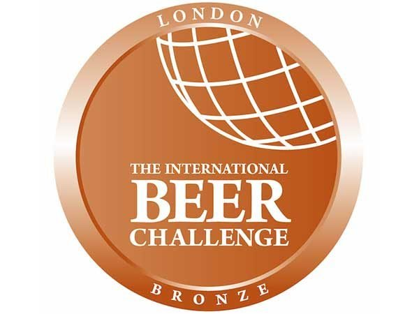 International Beer Challenge bronze award
