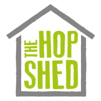The Hop Shed logo
