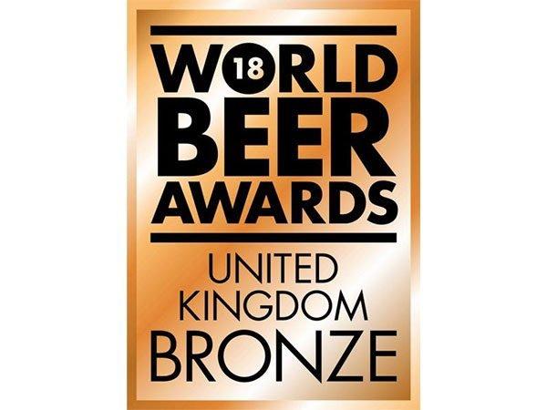World Beer Awards 2018 bronze award