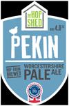 The Hop Shed Pekin pale ale