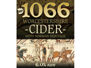 Barbourne Cider Co., 1066 Worcestershire Cider