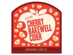 Barbourne Cider Co., Cheery Bakewell cider bag in box