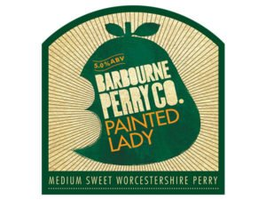Barbourne Cider Co., Painted Lady medium sweet Worcestershire cider bag in box