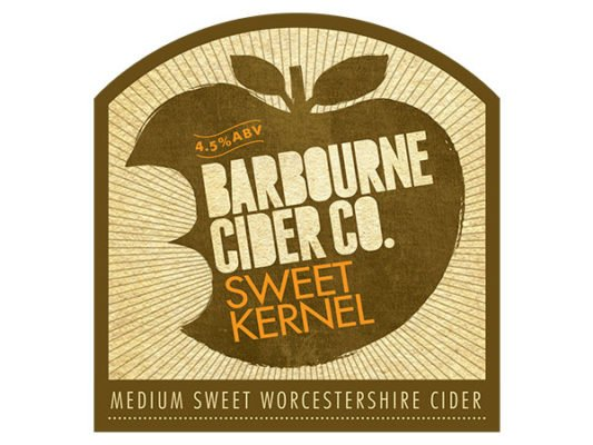 Barbourne Cider Co., Sweet Kernel medium sweet Worcestershire cider bag in box